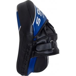 Focushandschoen (focus mitts) Starpro S90 |zwart-wit-blauw