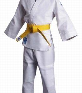 Judopak Adidas voor kinderen | meegroeipak J250 | 90-100