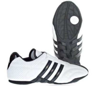 Adidas Indoorschoenen ADI-LUX Wit-Zwart