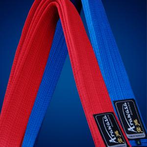 Japanse karate-band voor kata Arawaza | rood | maat 330