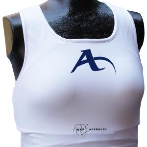 Karate borstbescherming (vrouwen) Arawaza | WKF | maat XS