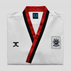 Poomsae taekwondo-pak poom (dobok) voor dames JC | WT |  190