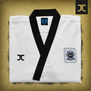Poomsae dames-taekwondopak dan (dobok) JC Diamond | WT | 190