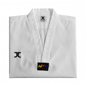 Taekwondo-pak (dobok) voor beginners JC-Club | WT | maat 100