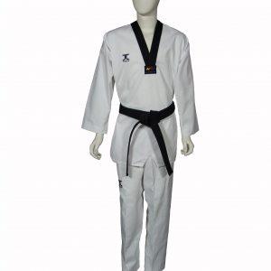 Taekwondo-pak dan (dobok) JC-Club | WT | maat 140