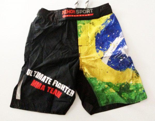 Nihon MMA Shorts Brazil maat XXL