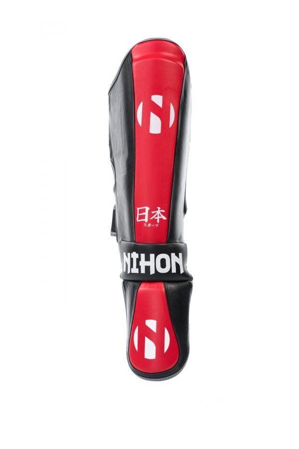 Nihon scheenwreefbeschermers Rood JR