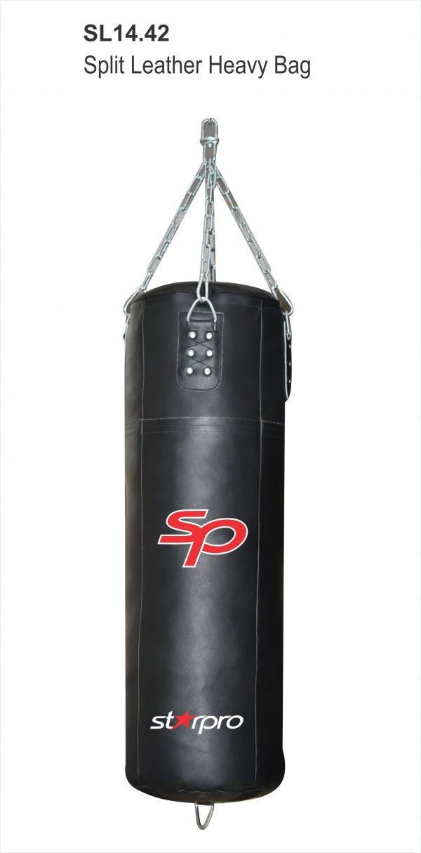 Bokszak voor beginners (heavy punching bag) Starpro | zwart