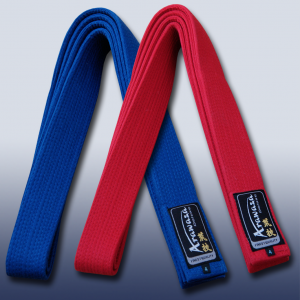 Karate-band voor kata(competitie) Arawaza | rood | maat 330