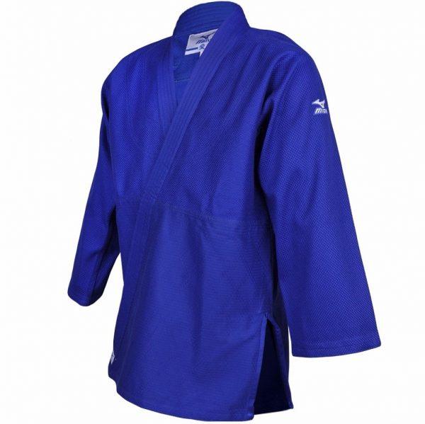 Mizuno Hayato judopak blauw maat 200