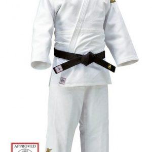 Mizuno Yusho Japan IJF judopak wit maat 7
