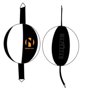 Double end bag Nihon   leer